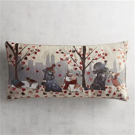 harvest dogs lumbar pillow pier 1 imports