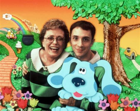 Sam Burns Boat Party by Image Steve And Steve S Grandmother Jpg Blue S Clues