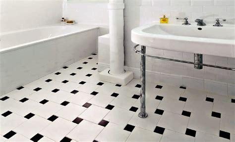 carrelage salle de bain damier