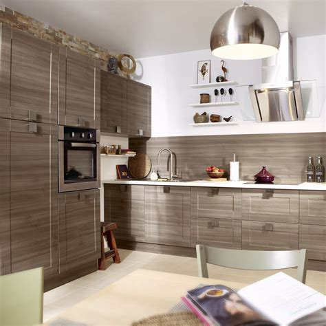 meuble de cuisine d 233 cor ch 234 ne blanchi delinia karrey leroy merlin