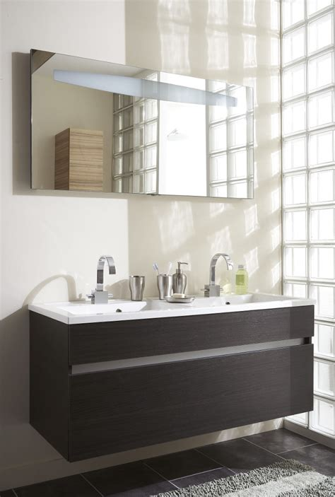 salle de bains craquez pour les briques de verre travaux