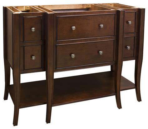lyn design van080 48 wood vanity traditional bathroom vanities and sink consoles by simply