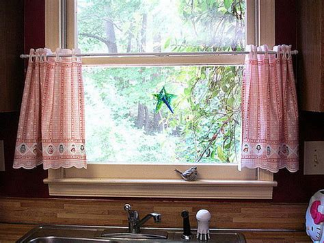 Cool Ideas Of Kitchen Curtains Elegant With Ideas Of