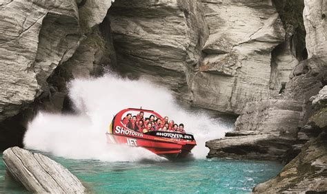 Jet Boat Queenstown Age Limit by Shotover Jet Deals Queenstown Jet Boating Ride