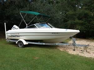 Ski Boats For Sale In North Louisiana by 1998 Sunbird 190 Fish Ski Fish Ski For Sale In New