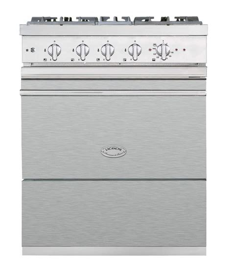 piano de cuisson lacanche cormatin modern 1 four 233 lectrique gril plaque de cuisson 4 feux gaz