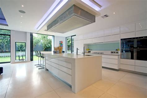 How To Decorate Open Kitchen, Living Room And Dining Room