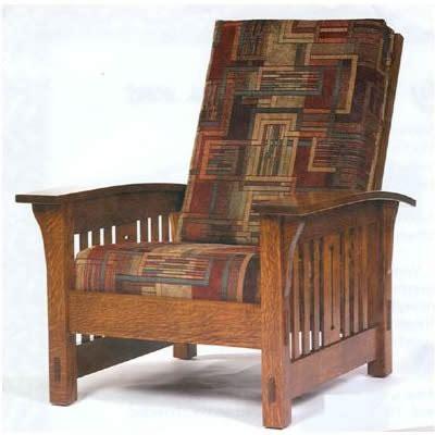 how to build morris chair recliner plans pdf plans