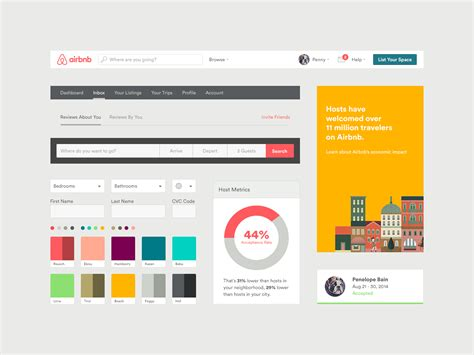 Guide To Home Design : How To Create A Web Design Style Guide