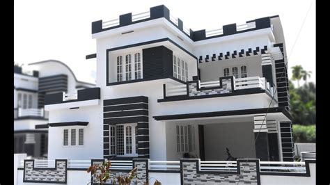 5 Cent Home Designs : Athani, 5 Cents Plot And 1750 Sq Ft, Modern Style House