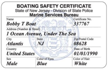 Ct Boat Registration Numbers Rules by Boating Safety Certificate Frequently Asked Questions