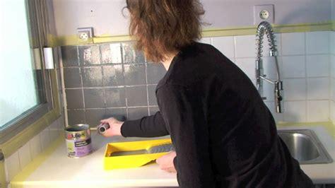 peindre carrelage salle de bain avant apres chaios