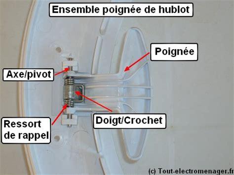 tout electromenager fr tutoriels depannage demontage et accessibilite du hublot de sa