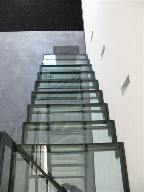 produits escalier garde corps verre