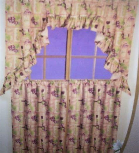 grape wine kitchen curtains wine theme wine and grape kitchen curtains curtains