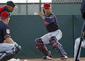 Cleveland Indians option Francisco Mejia to Class AA Akron ...