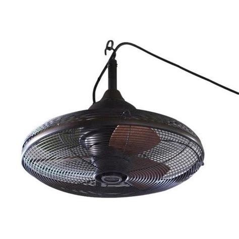allen roth rubbed bronze outdoor ceiling fan at lowes lighting outdoor