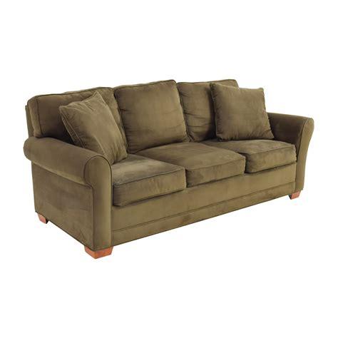87 raymour and flanigan raymour flanagan fresno brown microfiber sofa sofas