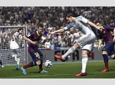 The beautiful game just got prettier FIFA 14 review Xbox