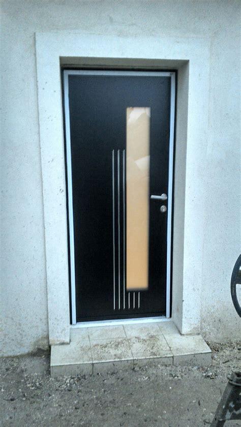 remplacement porte d entr 233 e bois par une porte aluminium k line 224 aix en provence 2015 cmmc