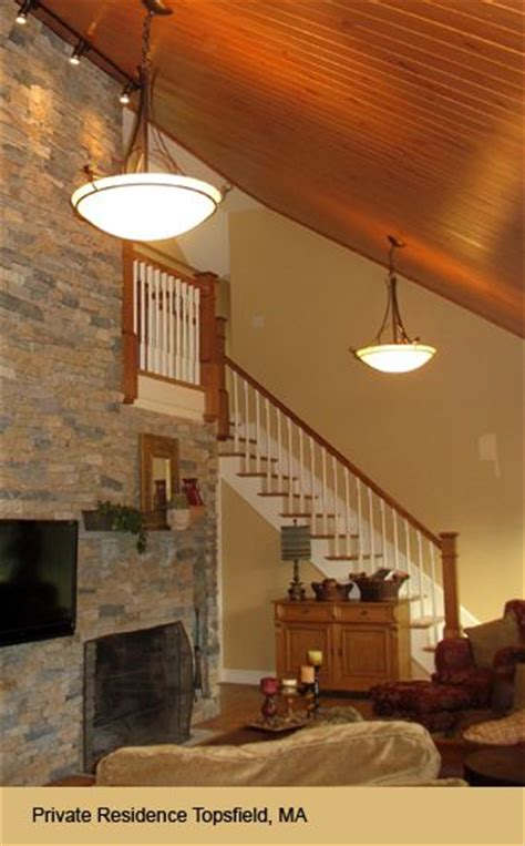 hanging lights ceilings and family rooms on