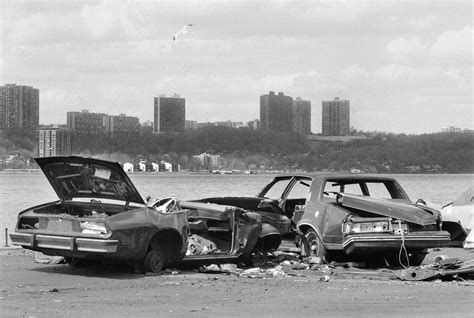 Abandoned Cars Are A New York Memory  The New York Times