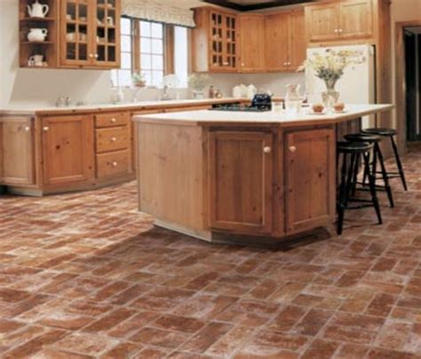 best vinyl kitchen flooring