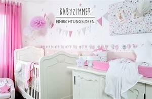 Babyzimmer Bilder Ideen : ideen f r eine traumhafte babyzimmer gestaltung fantasyroom ~ Markanthonyermac.com Haus und Dekorationen