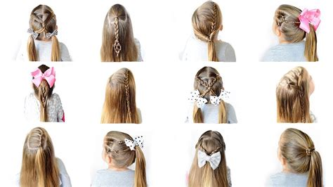 12 Easy Heatless School Hairstyles -quick And Easy Hairstyles Prom Hairstyles With Hair Jewelry Fall Brunettes White Girl Anime Layered Vogue Easy Quick Long Haircuts Layers Video Red Carpet Curly 2013 Mens Uk