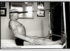 Joseph Pilates Photos Studio Furnishings Store
