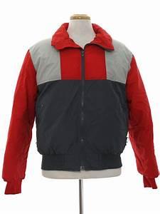 Vintage 1980's Jacket: 80s -Kitzbuhel- Mens red, light ...