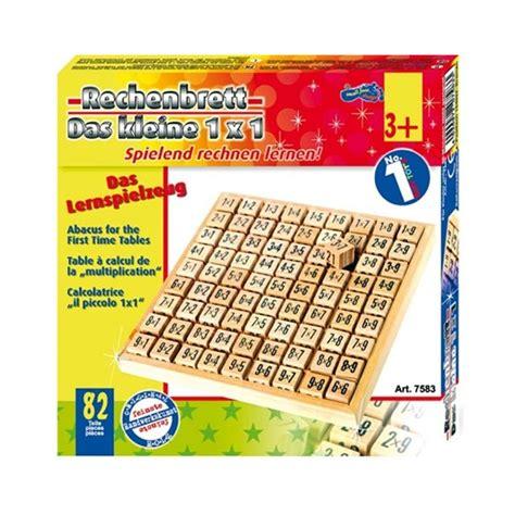 table de calcul multiplication la f 233 e du jouet jeux 233 ducatifs en bois