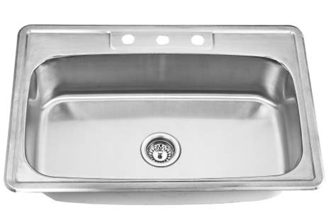 laundry room sinks drop in overmount stainless steel