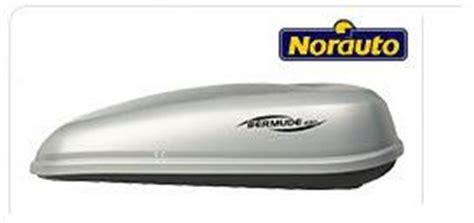 coffre de toit norauto bermude 460 gris clair