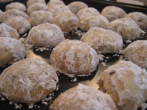 boules de neige aux noix de p 233 can biscuits