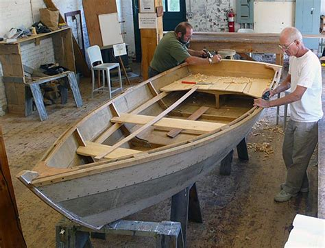 Small Boat Making by Introduction To Boatbuilding