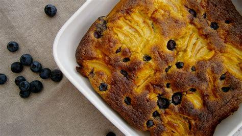 le go 251 ter du dimanche namandier aux poires et myrtilles cuisine de tous les jours