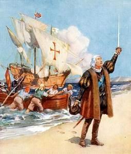Die Schiffe von Columbus: der Titel, Beschreibung. Schiff ...
