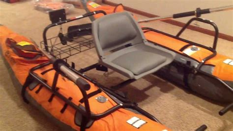 Inflatable Pontoon Boat Modifications by Colorado Xt Box To Boat Youtube
