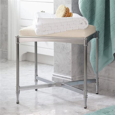 belmont vanity stool traditional vanity stools and benches