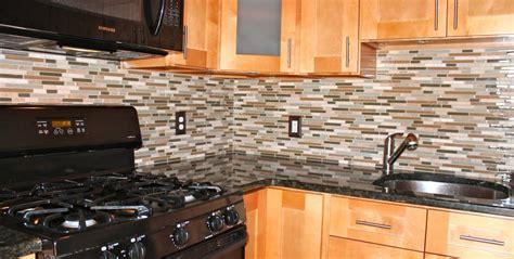 mosaic glass marble backsplash new jersey custom tile