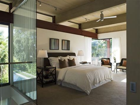modern house with l shaped architecture design in california designspot