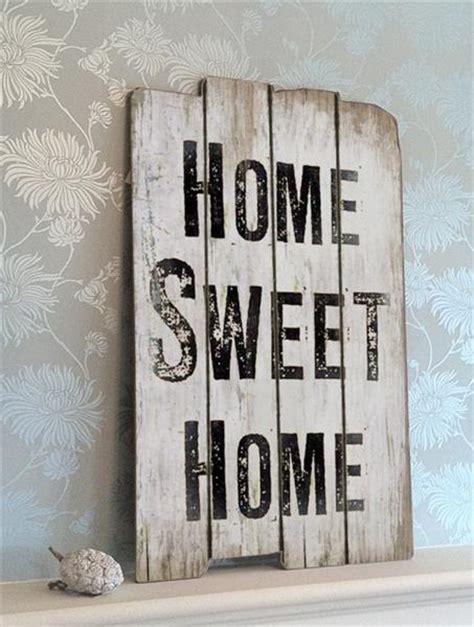 tekstbord home sweet home tekst borden