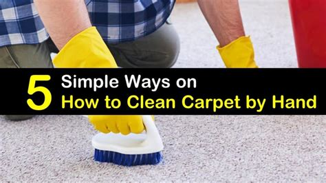 5 Simple Ways On How To Clean Carpet By Hand How Much To Charge For Carpet Cleaner Width Tolerance Replacing With Hardwood Baseboards E Online Red Live Stream 2017 Installing Gripper Transition Wool Manufacturers New Zealand Put Down Grippers Angel Cleaning Sydney