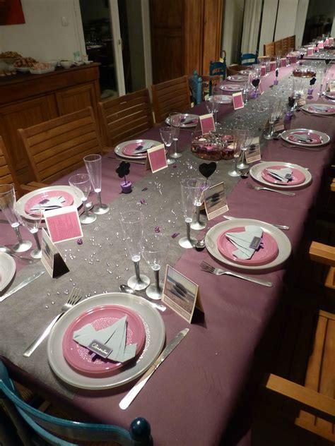 deco table anniversaire 50 ans