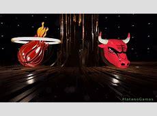 NBA Miami Heat vs Chicago Bulls 1st Qrt NBA Live 14