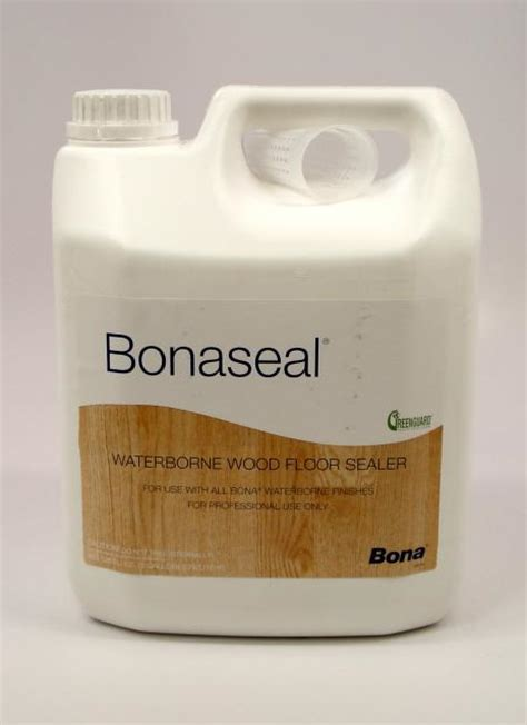 bona classicseal waterborne wood floor sealer formerly