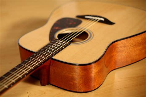 Yamaha Fg800 Solid Top Acoustic Guitar 2018