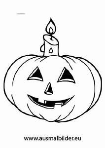 Kürbis Schnitzvorlagen Zum Ausdrucken Gruselig : k rbis mit kerze halloween ausdrucken ~ Markanthonyermac.com Haus und Dekorationen