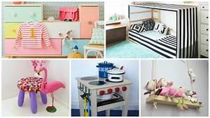 Ikea Online Kinderzimmer : sieben gro artige ikea hacks f rs kinderzimmer littleyears ~ Markanthonyermac.com Haus und Dekorationen